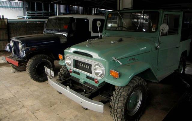 SAM Motor, Spesialis Tangani Toyota Hardtop
