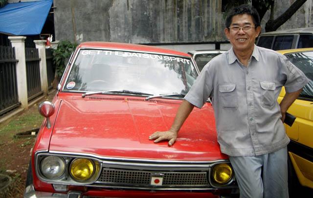 Seroja Motor, Ahlinya 'Bedah' Mobil Datsun