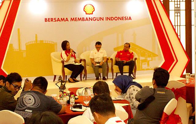Shell Terus Kembangkan Bisnis Hilir di Indonesia