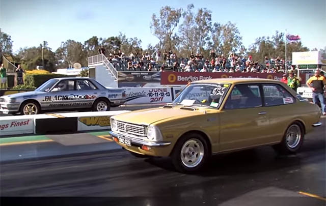 Video: Corolla 2JZ Klasik, 'Sleeper Car' Performa Tinggi!