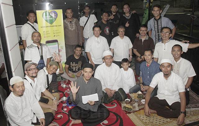 SLNDI Chapter Jakarta Gelar Baksos, Perkenalkan Aplikasi 'Peduli Sekitar'