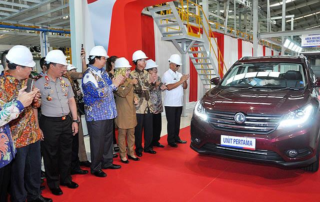 Sokonindo Automobile Hadirkan 'Smart Factory' Berteknologi Tinggi