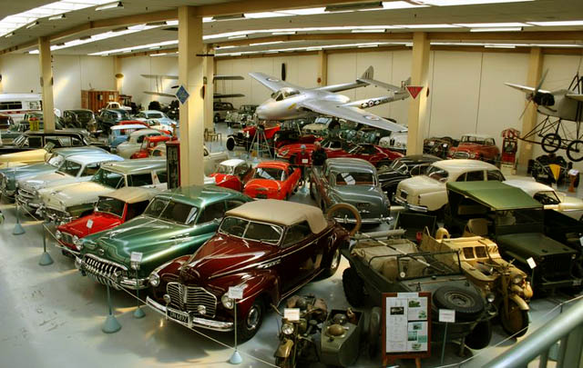 Southward Car Museum, Ragam Mobil Klasik ala New Zealand