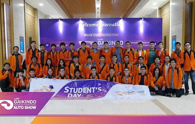 Ajak Siswa Pahami Industri Otomotif, GIIAS 2016 Gelar 'Student's Day'