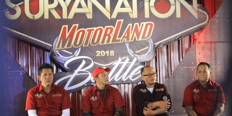 Suryanation Motorland Battle di Palembang, Kualitas Modifikasi Naik Pesat