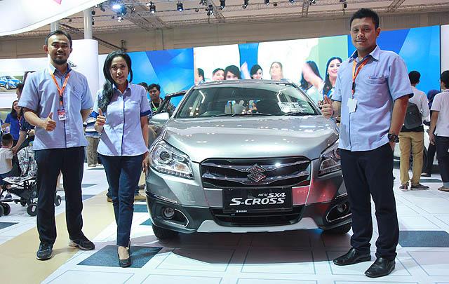 Suzuki Ungkap Keunggulan New SX4 S-CROSS di GIIAS 2016