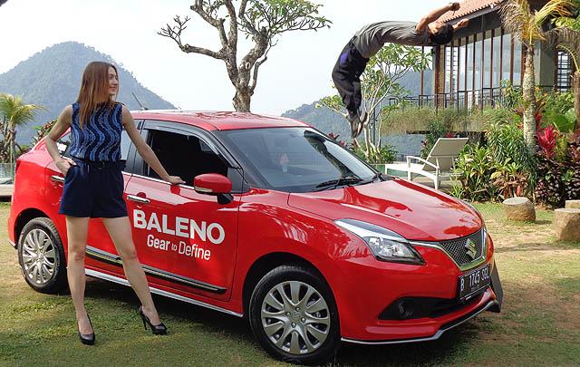 Suzuki Gelar Media Drive, Jajal Performa Baleno Hatchback Terbaru