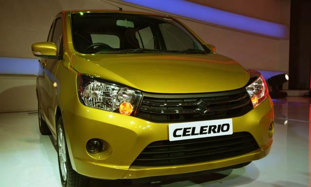 Suzuki Celerio 2014 Resmi Diluncurkan
