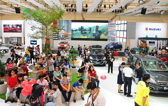 Hadirkan 'Next Urban Standard', Suzuki Raih Juara Dua Favorite Booth di GIIAS 2017