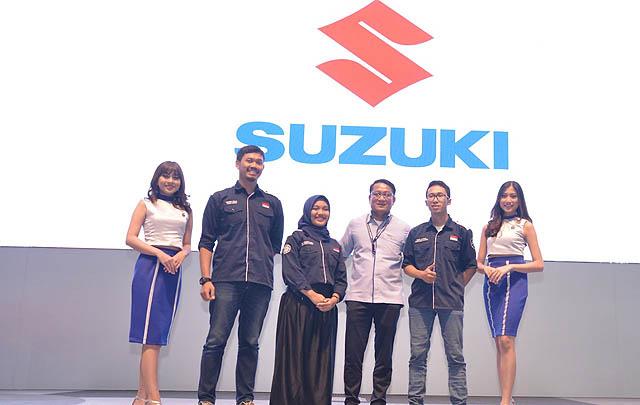 Suzuki Dukung Inovasi Baru Misi Penjelajahan ke Bulan