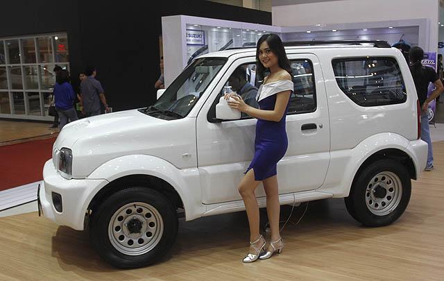 Suzuki Hadirkan Jimny Edisi Terbatas di GIIAS 2017