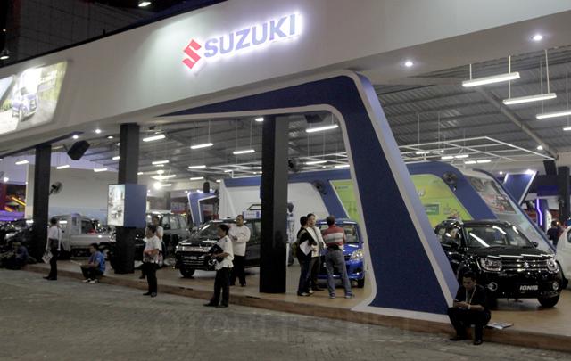 Suzuki Hadirkan Produk Unggulannya di Jakarta Fair Kemayoran 2017