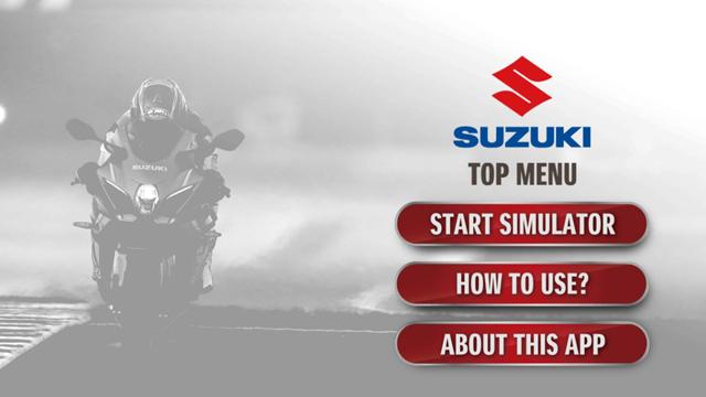 Suzuki Luncurkan Aplikasi Keren, Bisa Ngebut Pakai Moge Suzuki