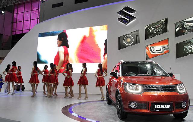 Program 'Suzuki Tripl3Bonus' Sukses Dongkrak Penjualan di IIMS 2017