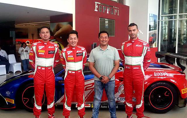 Ferrari Jakarta Resmi Perkenalkan T2 Motorsports