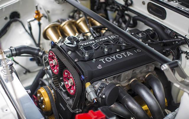 Paduan Apik Fungsionalitas dan Styling Kustom Toyota AE86