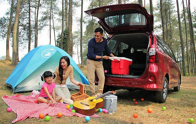 Toyota Raih Predikat 'Mobil Favorit Pilihan Keluarga' Reader's Choice Award