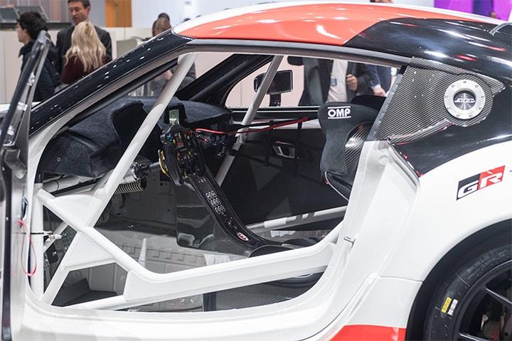 Toyota GR Supra Racing Concept, Bangkit Lebih Gahar