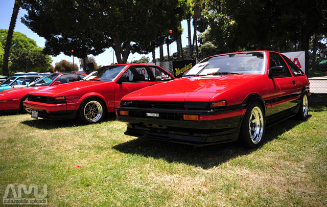 Highlights dari 19th Annual All Toyotafest 2014