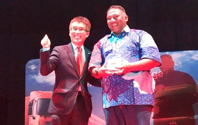 Wakil Indonesia Raih 'Fuel Efficient Winner' di UDEMC Final 2017