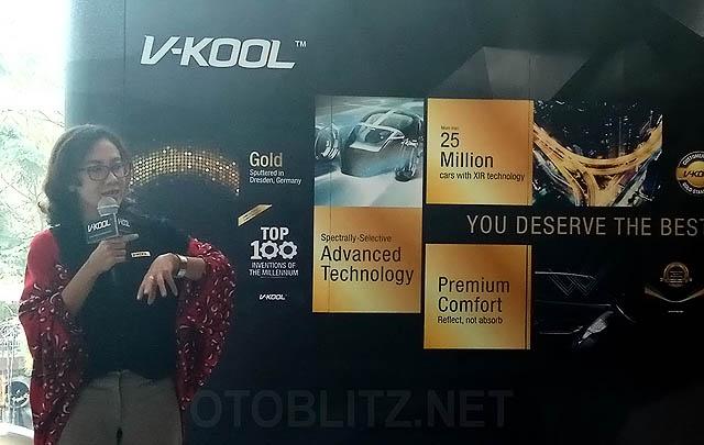 GIIAS 2017, V-KOOL Tawarkan Berbagai Program Menarik