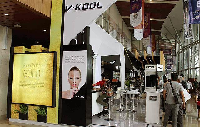 V-KOOL Hadirkan 'Gold Experience' di GIIAS 2016