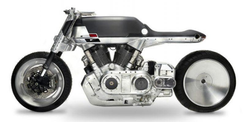 """Roadster"" by Vanguard Moto"