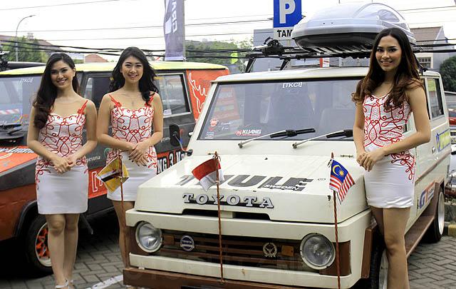 'Independence Day Journey', Velozity & TKCI Sukses Lintasi Tiga Negara