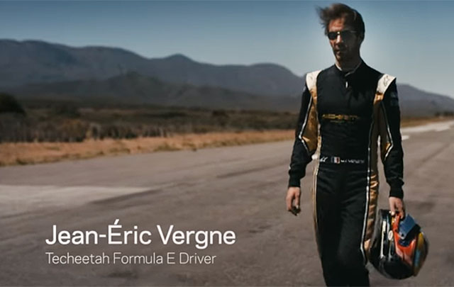 Mobil Balap Formula E atau Cheetah, Mana yang Lebih Cepat? (Video)
