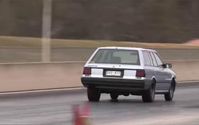 Video: Nissan Skyline Wagon Tercepat di Dunia