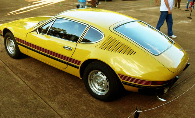 Klasik & Langka: Volkswagen SP2 1972