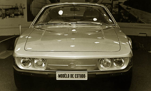 Klasik dan Langka: Volkswagen SP2 1972