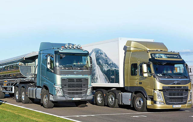 'Volvo Fuelwatch Challenge 2017', Cari Supir Paling Irit BBM