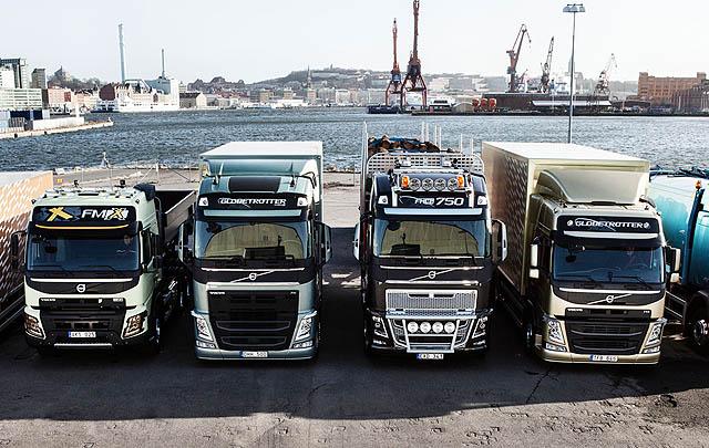 Volvo Group Optimis Potensi Pasar Truk di Indonesia