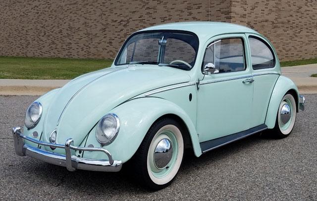 """VW """"Kodok"""" Konfirmasi Disuntik Mati"""