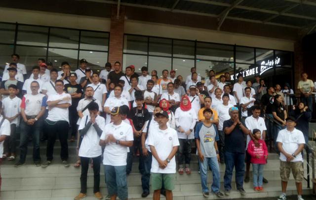 120 Peserta Hadiri Perayaan 'Pekan Pancasila' Volkswagen Indonesia