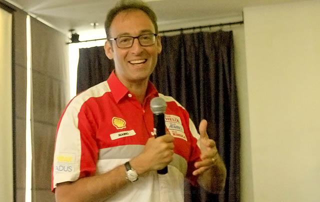 Shell Gelar Workshop Pelumas Tepat untuk Kendaraan
