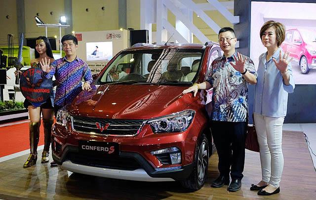 Wuling Motors Hadirkan Promo Seri Confero di POMA 2017
