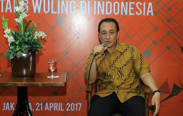 Wuling Mantapkan Persiapan Masuki Pasar Otomotif Indonesia
