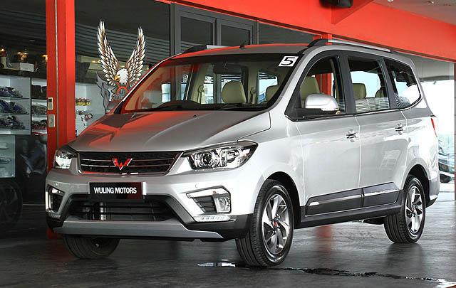 Wuling Motors Resmikan Outlet di Pekanbaru