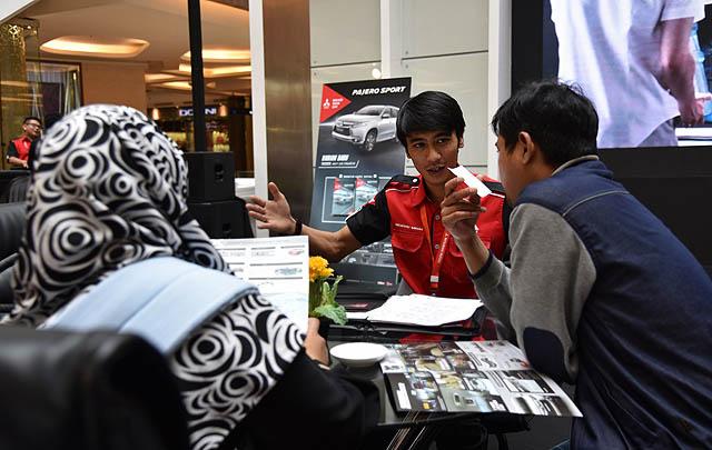 PT MMKSI Hadirkan 'Next Generation MPV' Mitsubishi Xpander di Bandung