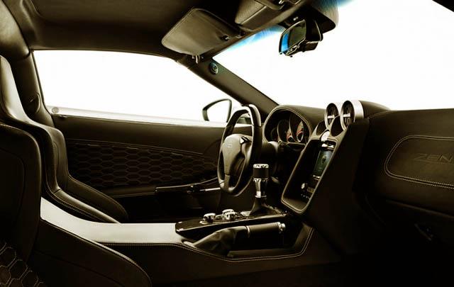 Supercar Zenvo ST1 Versi Produksi Diluncurkan