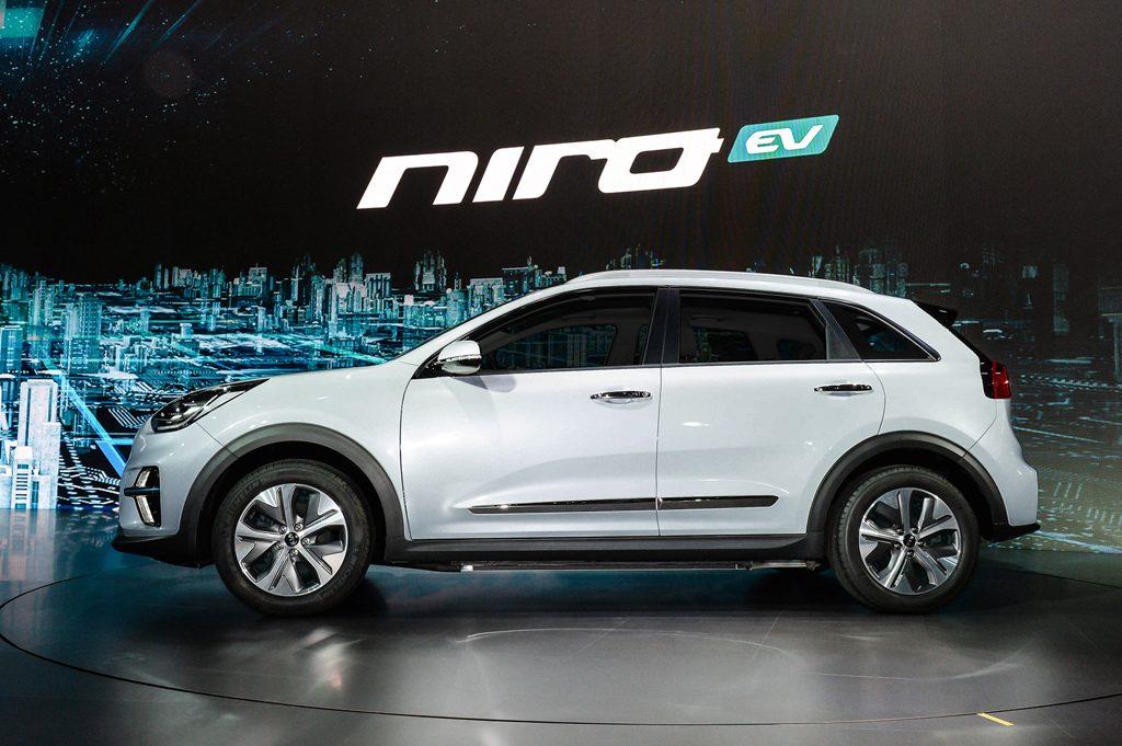 All-new Kia Niro EV Bisa Jelajah Hingga 450 Km