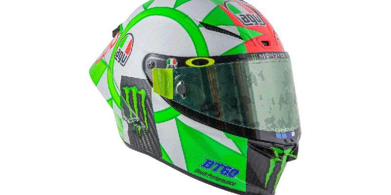 Valentino Rossi Pakai Helm Edisi Khusus di Mugello, Nih Detailnya!
