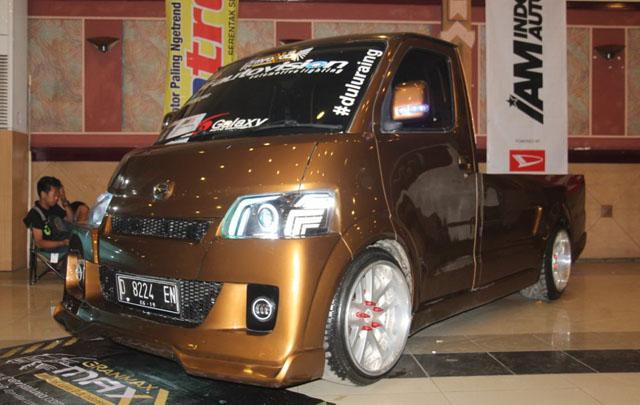 Dari Ajang Autovision AutoLight Up Contest 2018 Seri Keempat Bandung