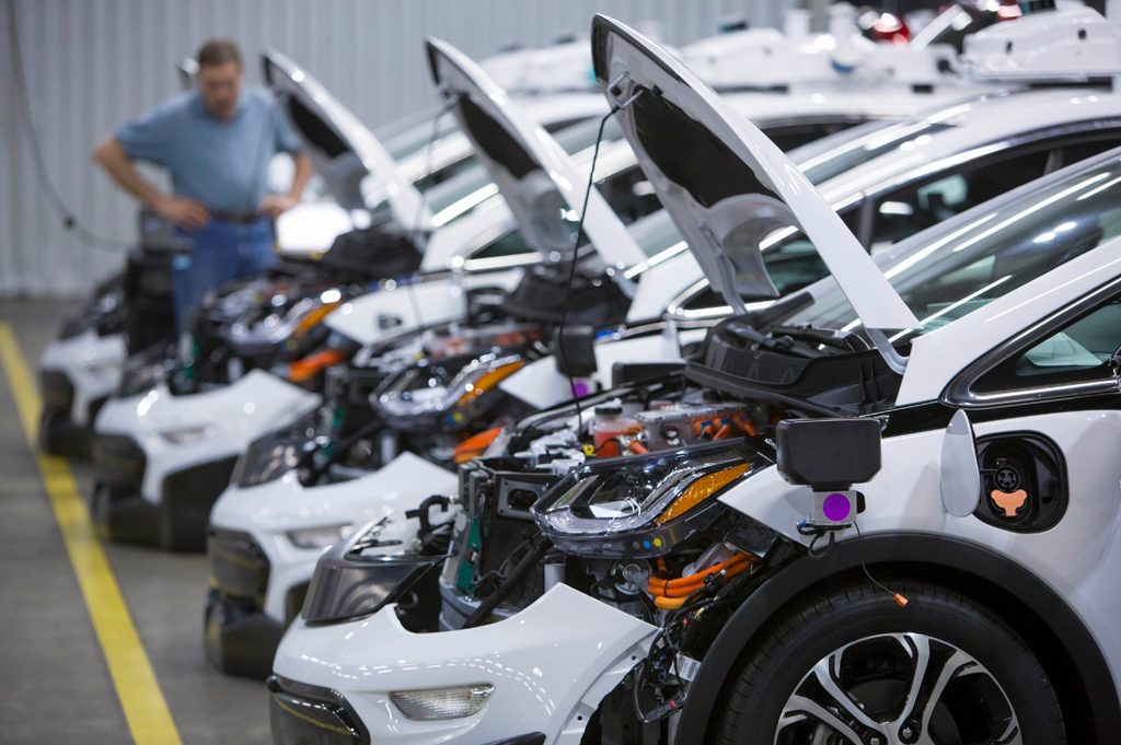 Kolaborasi General Motors dan Honda Demi Baterai Masa Depan