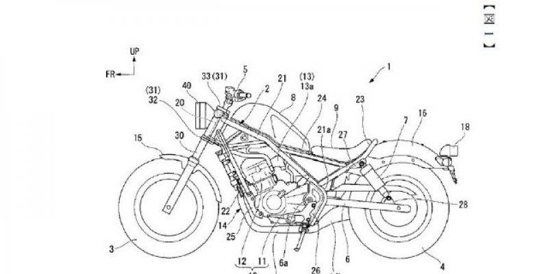 Makin Keren, Honda Rebel Suguhkan 1000cc