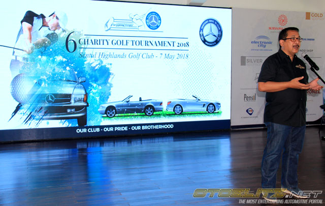 152 Peserta Ikuti MBSL 6th Charity Golf Tournament 2018