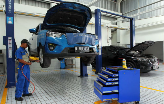 Promo Servis Mazda Sambut Lebaran 2018, Ini Waktunya!