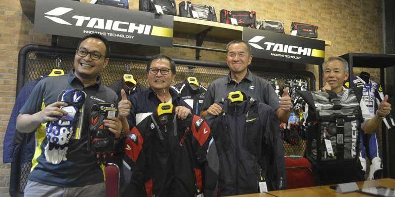 Cari Apparel RS Taichi? Kini Hadir di Prime Gears